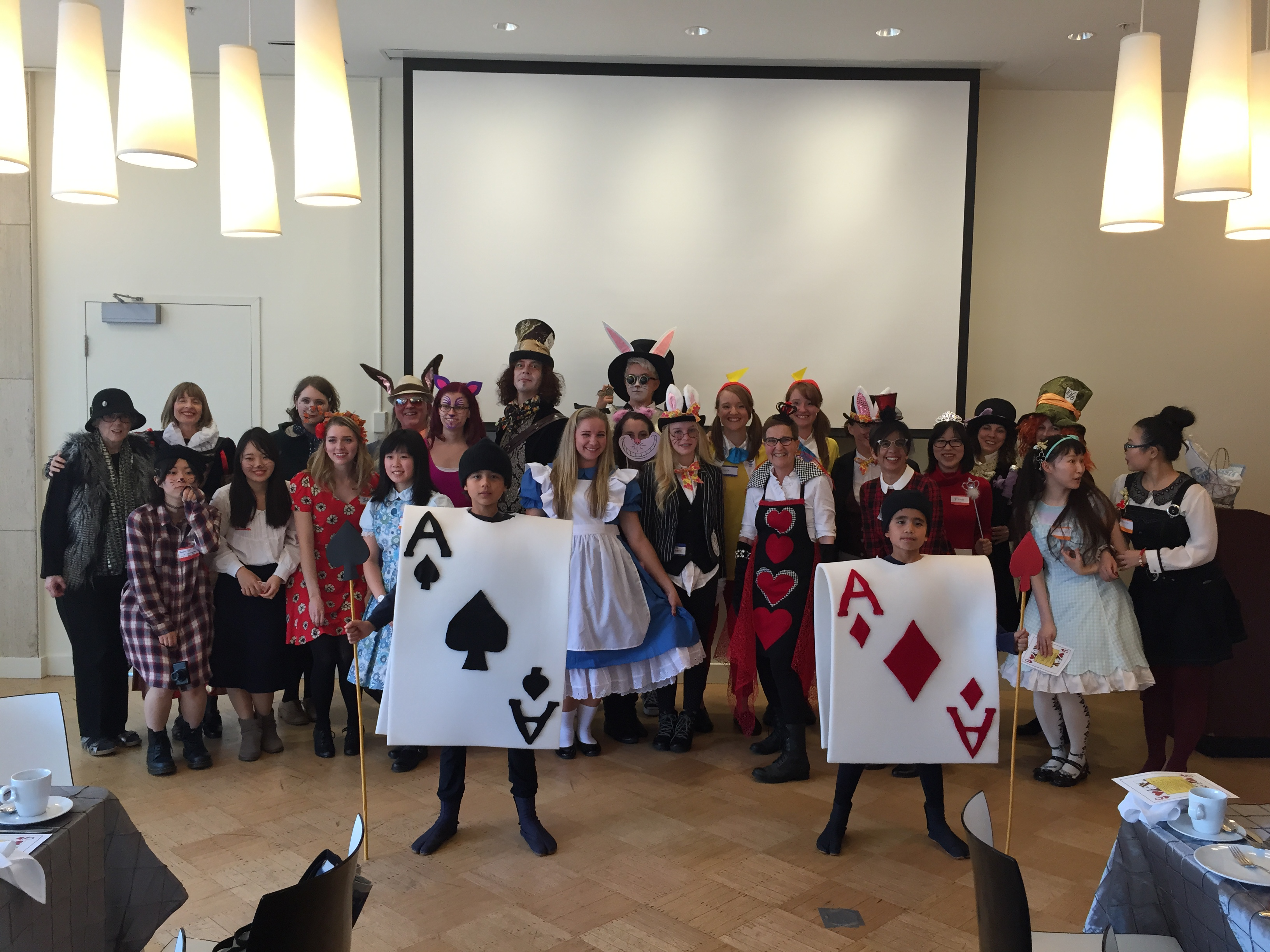 Alice Event Group Picture