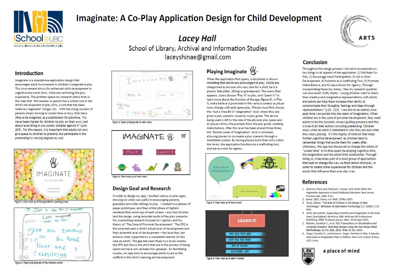 Research day ubc ischool imaginate a co play application design for child development lacey hall 1betcityfo Choice Image